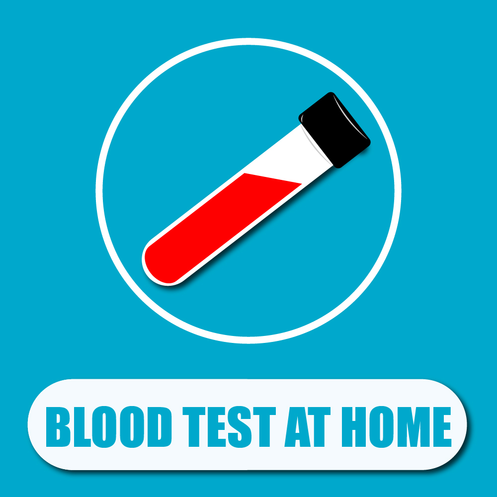BLOOD TEST AT HOME